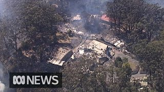 Heritage-listed Binna Burra Lodge destroyed in Queensland bushfires | ABC News