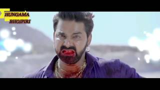 (PAWAN SINGH) NEW BHOJPURI MOVIE SUPR HIT Dialogue JABARDAST ACTION  2018