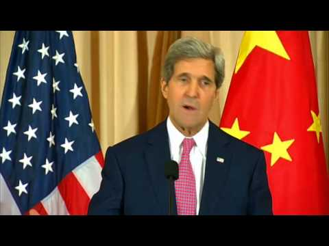 Secretary Kerry and Chinese Vice Premier Yandong Give Remarks at U.S.-China High-Level Consultation