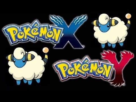 How to Catch Mareep - Pokemon X & Y