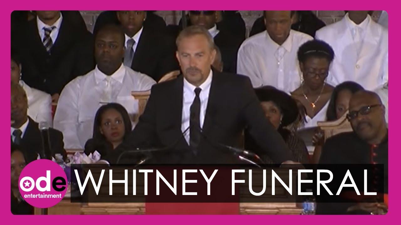Whitney Houston Funeral Whitney Houston s funeral