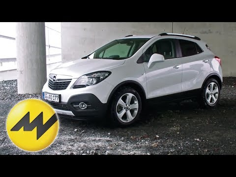 Opel Mokka - Test it