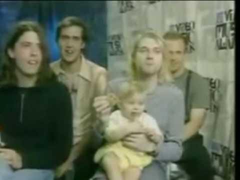 Kurt&Frances Bean