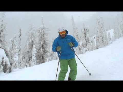 Tips Up - How to Capture the Energy from Your Skis