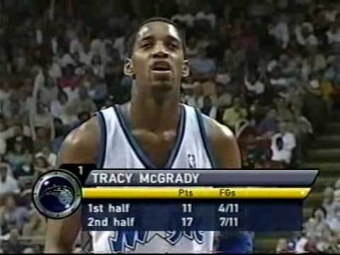 The best game of the series!!! Fight, T-Mac thrashtalking and dissing Glenn Robinson, Ray Allen dunks on T-Mac but T-Mac wins the game! If you're looking for...