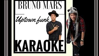 Mark Ronson Uptown Funk Featuring Bruno Mars Karaoke Version