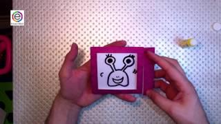 Sihirli kart yapımı