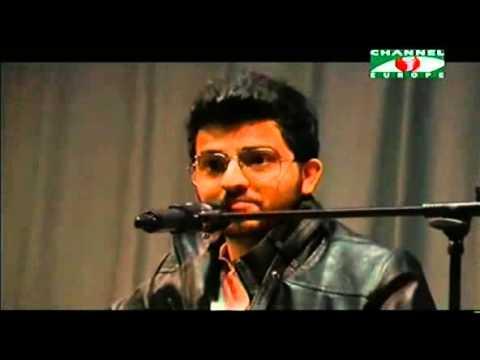 Channel I News :Kinjal Chatterjee Concert in Zurich'' সুইজ পুজা''  ''বিজয়া উৎসব''- কিনজল চ্যাটার্জি।