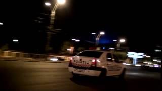Police Car GIF