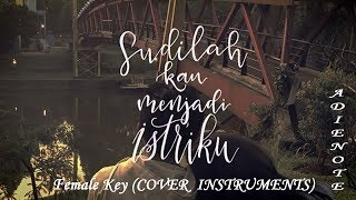 download lagu Payung Teduh - Akad Female Key Karaoke - Cover gratis