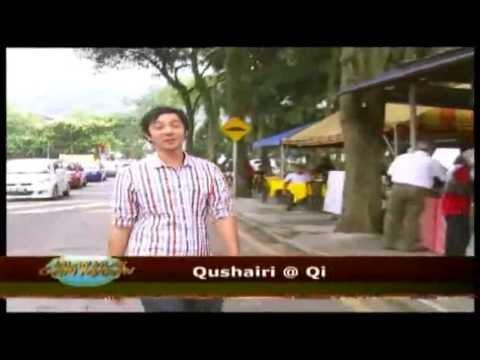 Asam Pedas Umbai Melaka cubalah! dalam rancangan Jalan-Jalan...
