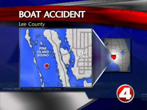 3 people rescued from sinking boat off Pine Island