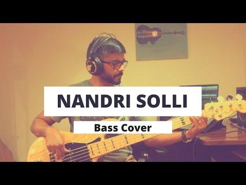 Nandri Solli - Bass Cover - Levi 2 - John Jebaraj