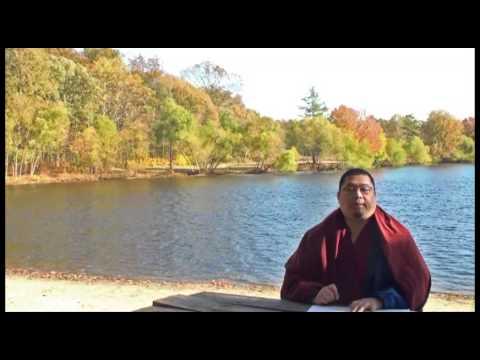 Medicine Buddha teaching at Turkey Swamp