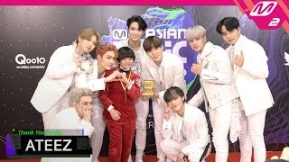 [Thank You Stage] ATEEZ(에이티즈) l 2019MAMA x M2
