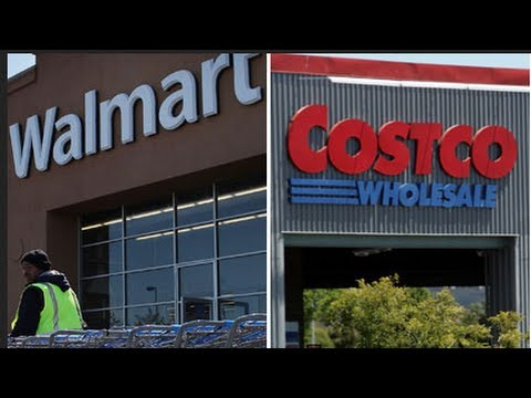 Costco vs. Walmart - How to Treat Employees