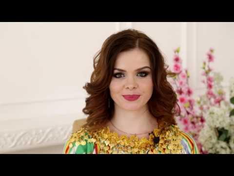НАШ КОСТАНАЙ. «Мисс Этно-Костанай 2017». Участница №2 – Алла Чечеткина