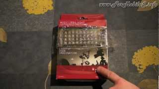 Unboxing di Manfrotto ML360 Midi-36 Led Panel - esclusiva mondiale !