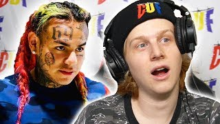 Did Not Expect This 6ix9ine Stoopid Ft Bobby Shmurda Reaction