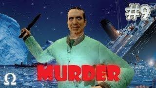 GMOD Murder | #9 - JUMPING SHIP  | Ft. Minx, Diction, Necro, DLive