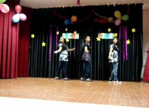 Dream Stars (Ravenna)- fusion dance
