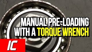 Manual pre-loading with a torque wrench | Tech Minute