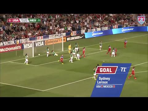 WNT vs. Mexico: Highlights - Sept. 13, 2014