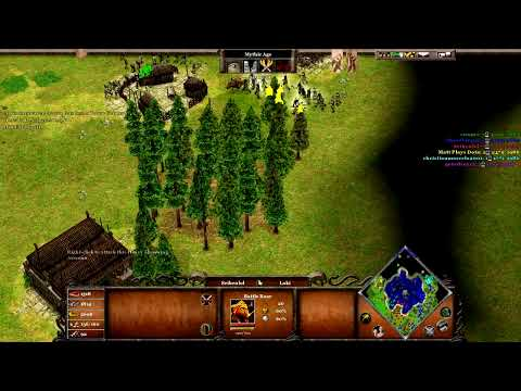 Age of Mythology: EE #1 FULL GAME