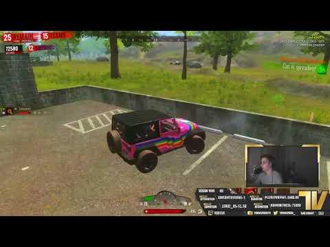 H1Z1 Solo vs Duo + Solo Games! (Intense!)