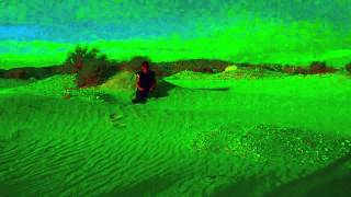 on dunes