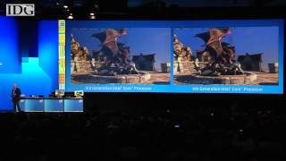 IDF 2012_ Intel shows new Haswell chips
