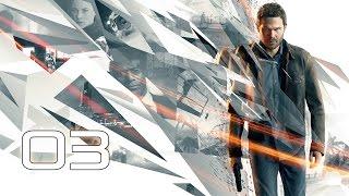 Quantum Break PC (Steam) 100% Walkthrough 03 |ACT 1| (Junction 1 - PR)