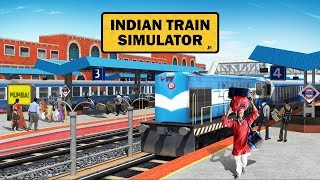 Indian Train Simulator - Train Games Official Trailer