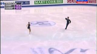 World Figure Skating Championships 2015. SP. Qing PANG / Jian TONG