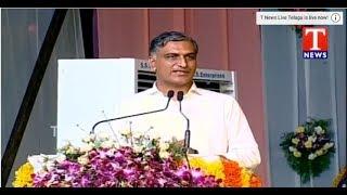 Minister #Harishrao Speech at #VaaniNiketan Vidya Samithi Swarnostavalu | #TNewsTelugu