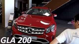 Test Drive na Mercedes GLA por PCD