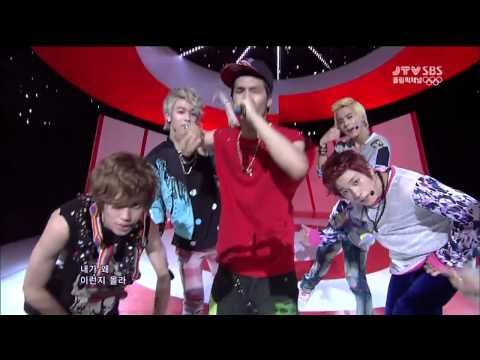 【人氣歌謠】teen Top - Be Ma Girl (comeback Stage) video