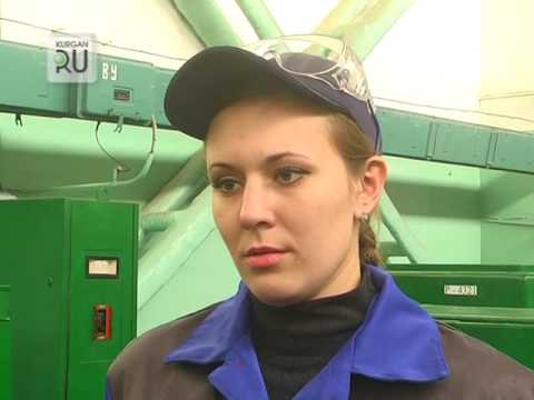 Женщина–токарь. Профессия или призвание?