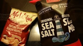 Which Kettle Chips are Better? Miss Vicky's vs Irresistibles (economy brand)