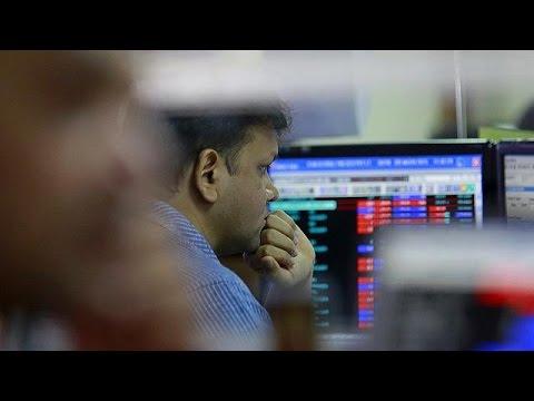 Greek euro exit drama weighs heavy on world markets