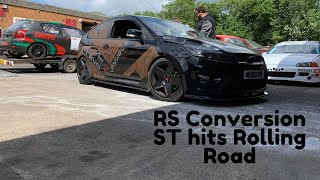 Revo Mapped Heavily Modified Focus ST with RS Conversion