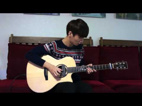 (coldplay) Viva La Vida - Sungha Jung video