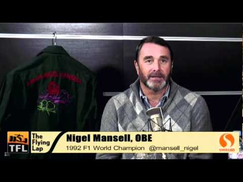 #42 The Flying Lap: Nigel Mansell, OBE