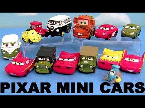 S Medal Miniture Cars