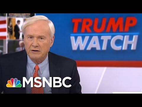 Matthews: I Worry About Donald Trump's Power As President | Hardball | MSNBC