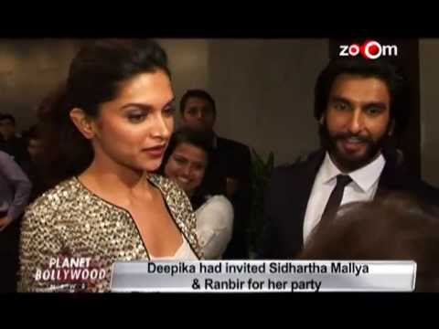 Planet Bollywood News - Deepika's ex-lovers attend her success party, Sajid Khan kicks out Jacqueline from his next & more