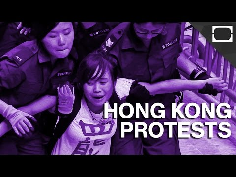 Why Is Hong Kong Protesting Against China?