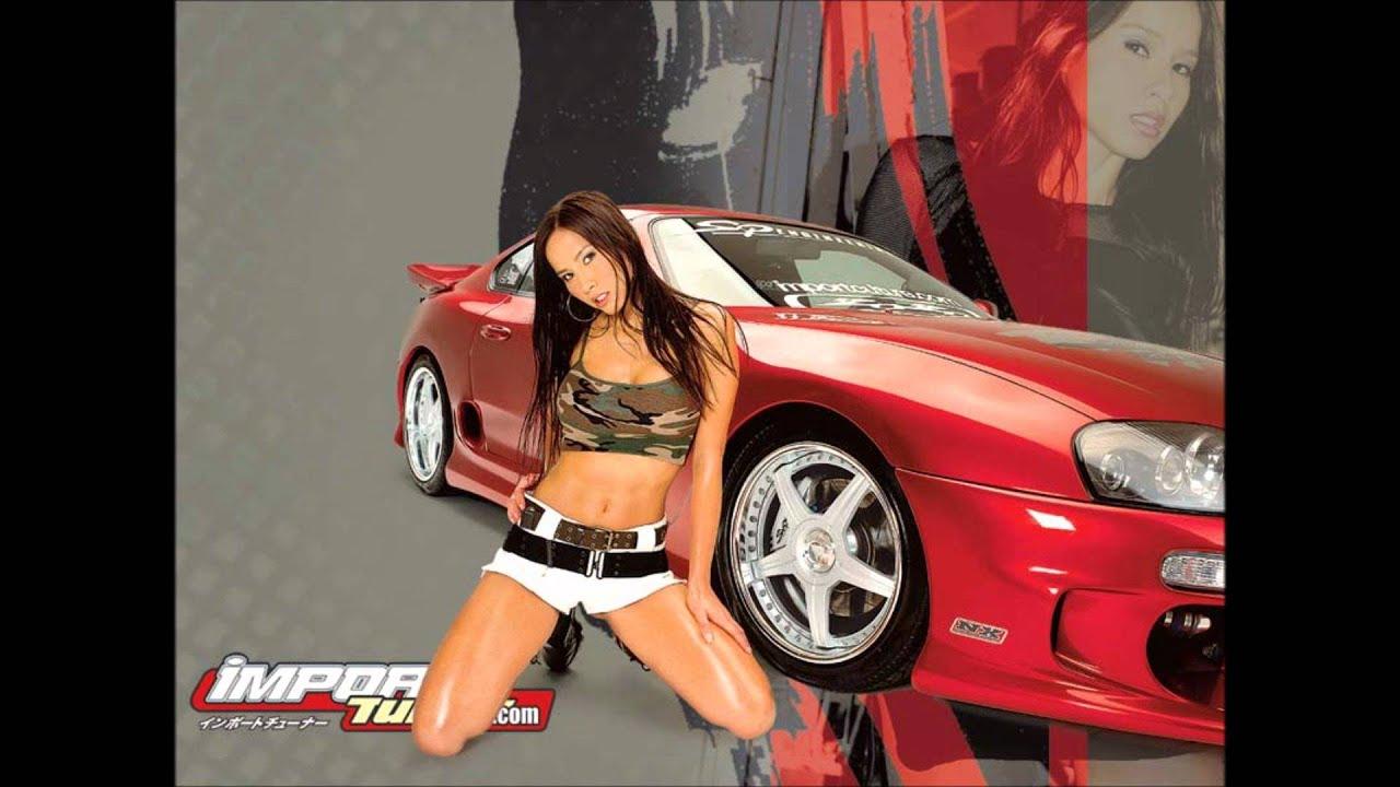 Секс на крутой машине 10 фотография