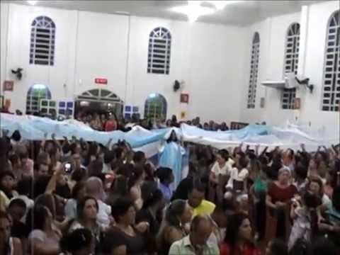 COROA��O DE NOSSA SENHORA DO AMPARO 2014