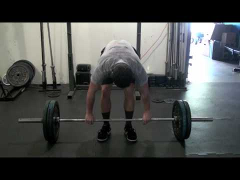 Weightlifting for Rowing Image 1